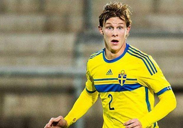 """Svezia, Krafth ringrazia Ventura: """"Affrontare Insigne è molto dura, contento di non averlo affrontato all'andata"""""""