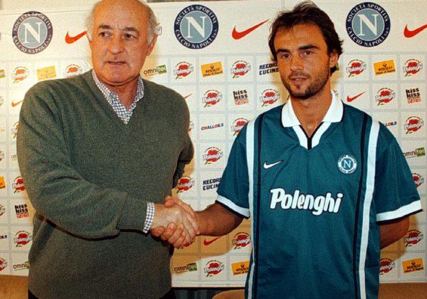 VIDEO – 19 novembre 1997, il Napoli di Mazzone batte 3-0 la Lazio in Coppa Italia