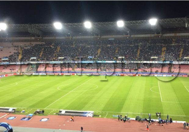 Il Mattino – Napoli-Verona, il k.o. con l'Atalanta non spegne la passione azzurra: previsti 45 mila spettatori al San Paolo