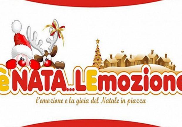 """Ritorna """"E' Nata…Lemozione""""  la Villa Comunale """"la Pineta"""" si trasformerà nella dimora di Santa Claus"""