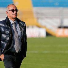 """Benevento, il presidente Vigorito: """"Vogliamo tornare in Serie A in 2-3 anni per poi restare nella massima serie"""""""