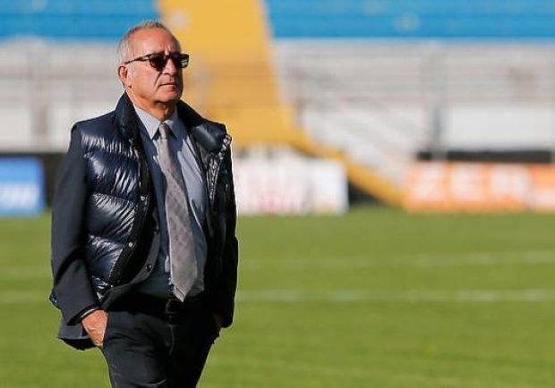 """Benevento, il presidente Vigorito: """"14 sconfitte un record, ora ne vogliamo un altro: la salvezza"""""""