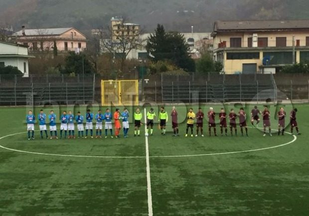 RILEGGI IL LIVE – Under 17: Salernitana-Napoli 0-1, Labriola firma la sesta vittoria consecutiva per gli azzurri