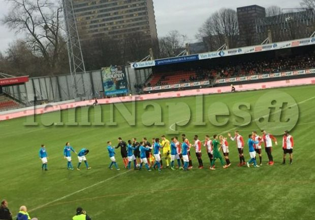 Youth League, Feyenoord-Napoli 4-3: le pagelle di IamNaples.it
