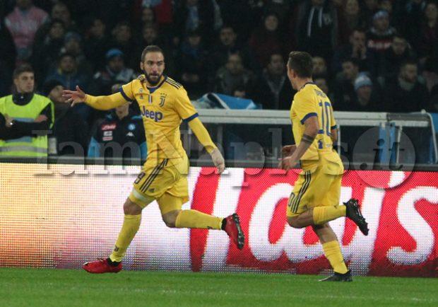 """Juventus, Higuain avvisa il Napoli: """"Vogliamo vincere, deve ancora venire a giocare allo Stadium…"""""""