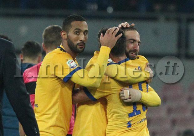 """Benatia: """"Complimenti al Napoli, ma mi interessa essere primo alla fine"""""""