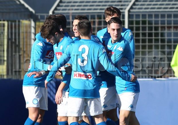 Amichevole, Napoli Under 17-Juve Stabia Berretti 1-0: Frasca decide il match nella ripresa
