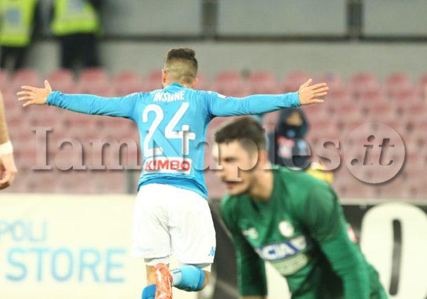 Napoli-Udinese 1-0, le pagelle: la decide Insigne con la regia di Mertens. Rog, che voglia!