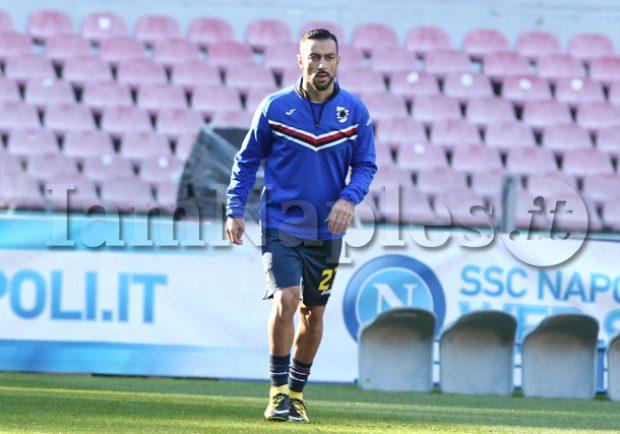 """Giampaolo: """"La Juventus ha insegnato a Quagliarella ad essere professionista"""""""