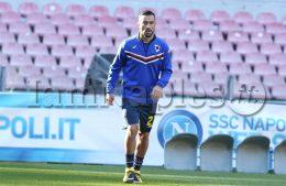 CDS – Napoli, De Laurentiis lancia l'assalto a Quagliarella: la situazione
