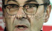 Tweet – Chelsea, messaggio di augurio di pronta guarigione per l'ex Maurizio Sarri