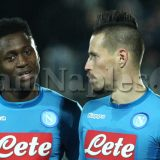 PHOTOGALLERY – Crotone-Napoli 0-1, rivivi il match attraverso gli scatti di IamNaples.it