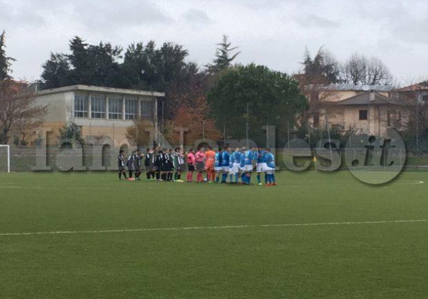 RILEGGI IL LIVE – Under 16 A e B, Ascoli-Napoli 0-1 (25′ st Della Pietra)