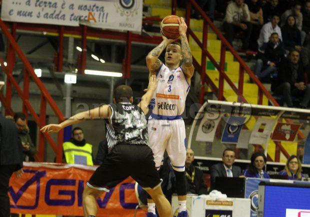 PHOTOGALLERY – Cuore Napoli Basket-NPC Rieti 77-78, rivivi il match attraverso gli scatti di IamNaples.it