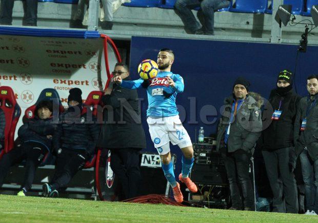 Napoli imbattuta in trasferta nel 2017: unica squadra nei cinque principali campionati europei