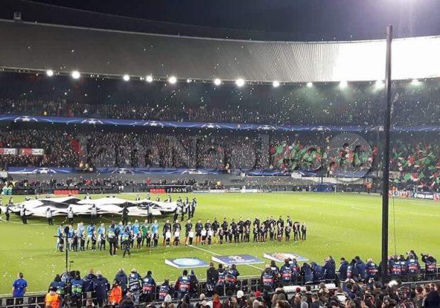 Minimo storico di punti nel girone per il Napoli in Champions League