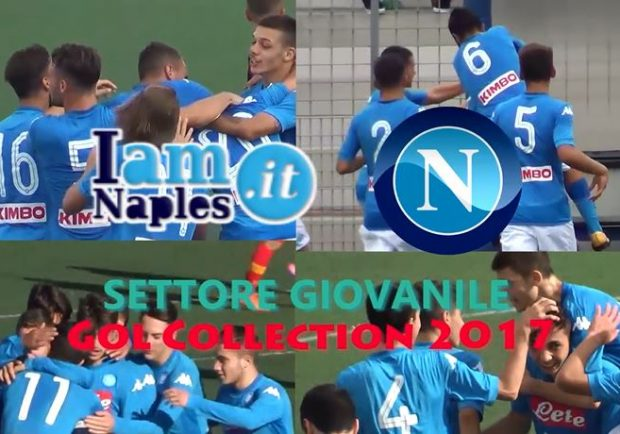 GOL COLLECTION – Dalla Primavera all'Under 15: i gol più belli del 2017 secondo IamNaples.it