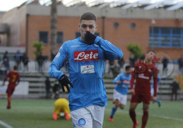 GRAFICO – Primavera 1, Napoli-Torino: Beoni lancia Gaetano prima punta