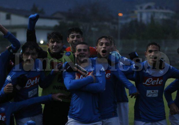 PHOTOGALLERY – Under 17, Salernitana-Napoli 0-1: ecco gli scatti di IamNaples.it!