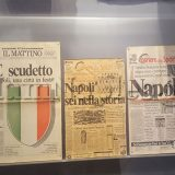 """PHOTOGALLERY – """"Il Napoli nel Mito"""", ecco i preziosi cimeli del museo della SSC Napoli!"""