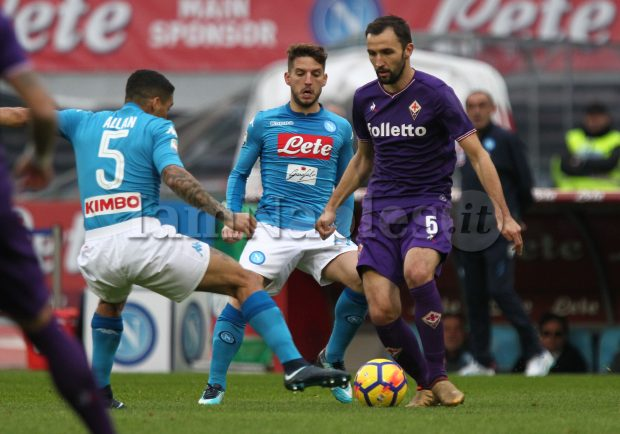 Badelj, restano due alternative per il centrocampista: oltre al Napoli c'è lo Zenit