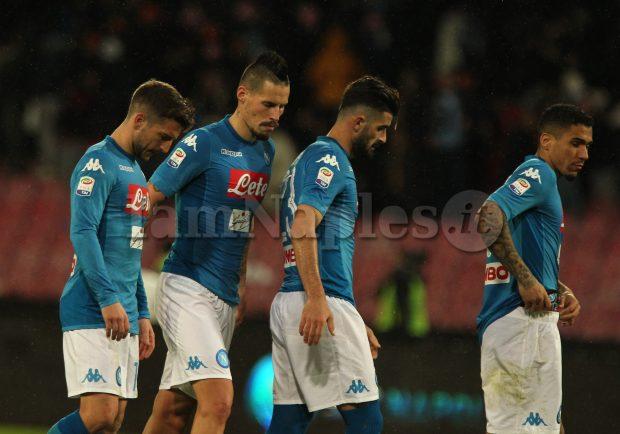 Né deprimersi prima nè esaltarsi dopo il Torino, il Napoli si liberi dal termometro dei sentimenti