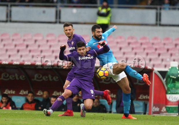 """Simeone a fine primo tempo: """"Romagnoli da rosso ma decide l'arbitro"""""""