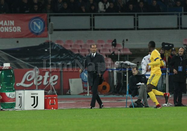 Coppa Italia, la probabile formazione della Juve: panchina per Higuain