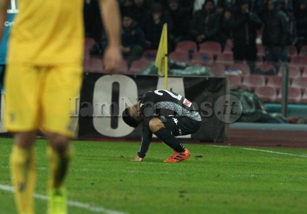 Il Mattino – Insigne verso il forfait con la Fiorentina. Zielinski, Ounas e Giaccherini pronto a sostituirlo