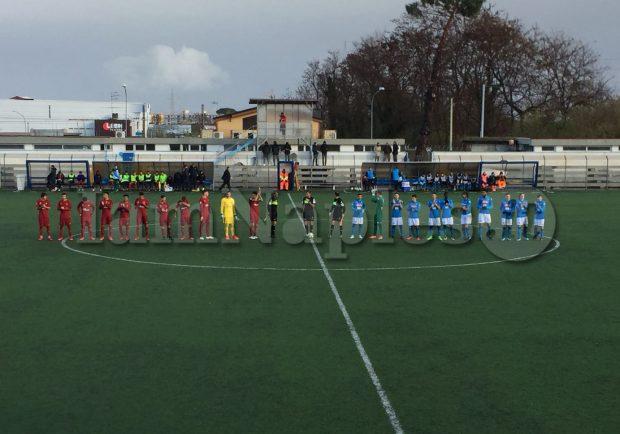 RILEGGI IL LIVE – Primavera: Napoli-Roma 2-2 (49′, 56′ Gaetano – 14′ Corlu, 90'+4′ Sdaigui)