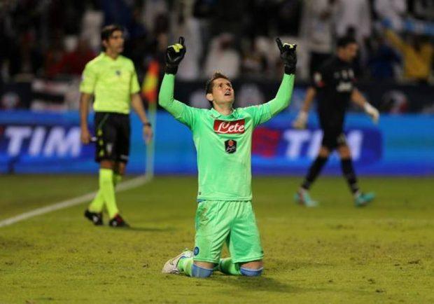 Video Accadde Oggi – Tre anni fa l'ultimo trofeo vinto dal Napoli, la parata decisiva di Rafael Cabral
