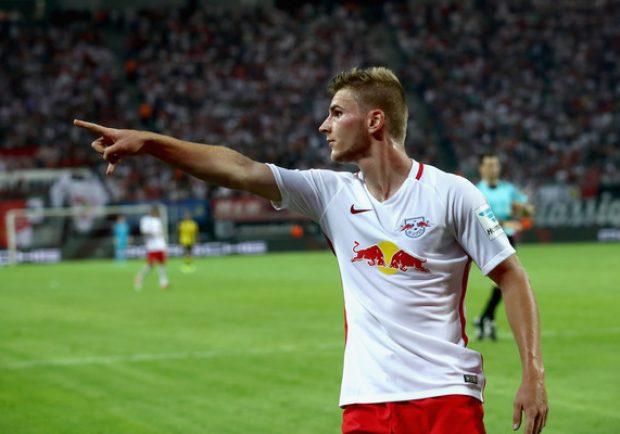UFFICIALE – Lipsia, l'obiettivo azzurro Werner rinnova fino al 2023