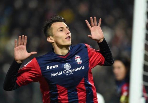"""Crotone, Budimir in conferenza: """"Il Napoli è fortissimo, ma tutte le gare iniziano sullo 0-0"""""""
