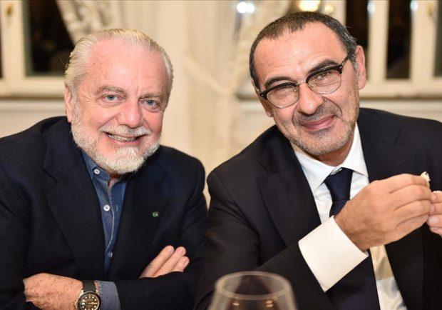 """Repubblica – Cena di Natale, De Laurentiis ribadisce alla squadra: """"Conta essere primi a maggio"""""""