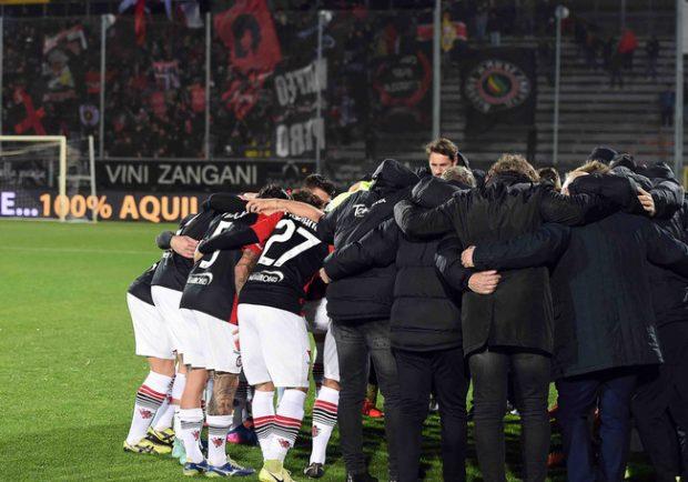 Foggia, che rimonta: da 0-2 a 2-2 contro il Venezia. Al fischio finale pugni tra i due presidenti