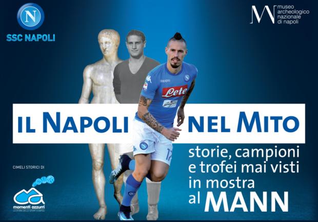 """Il Napoli nel mito – Al MANN dal 22 dicembre al 28 febbraio, Formisano: """"L'iniziativa rientra nel processo di ricerca delle identità di Napoli"""""""