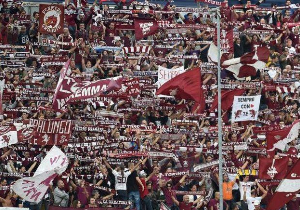 Torino-Napoli, cori di discriminazione territoriale da parte dei tifosi granata