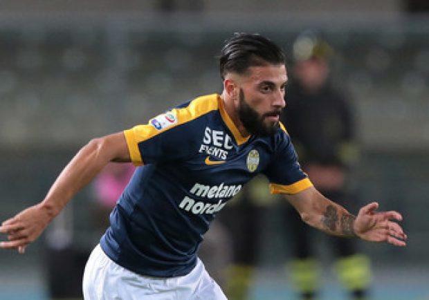 """Verona, l'agente di Verde: """"Piace al Napoli, al momento nessun contatto con Giuntoli"""""""