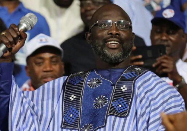 Liberia, Weah eletto nuovo presidente