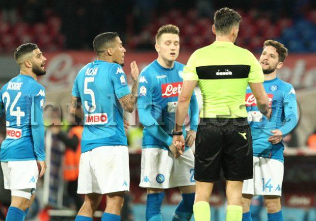 Napoli-Atalanta 1-2, le pagelle: azzurri fuori dalla Coppa, difesa traballante