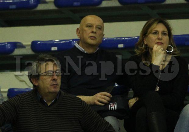 """Cuore Napoli Basket, le prime parole di Bartocci: """"La situazione è difficile, ma voglio dei veri combattenti in campo"""""""