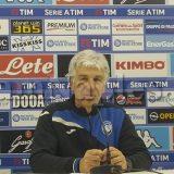 """Gasperini: """"Ottimo Napoli, dobbiamo ringraziare Masiello. Gomez eccezionale"""""""