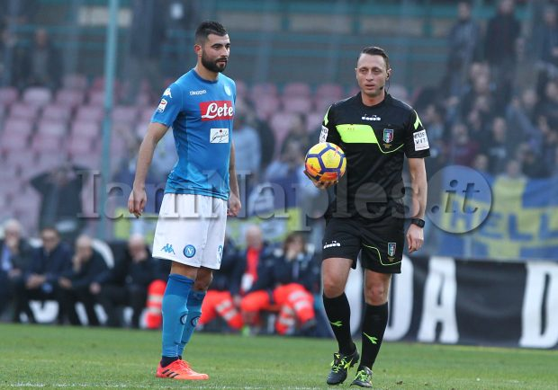 Genoa-Napoli, sarà Abisso l'arbitro del match: ecco la sestina arbitrale completa