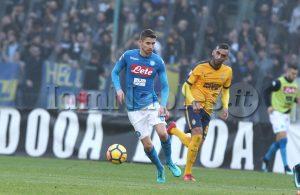 """Jorginho, l'agente: """"Il calciatore si sente napoletano dentro, sul futuro bisogna capire le intenzioni del Napoli…"""""""