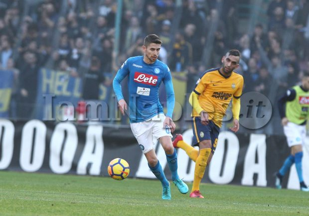 """Jorginho, l'agente: """"Ogni momento può essere quello decisivo per il passaggio al City, attendo novità"""""""