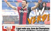 """FOTO – QS titola: """"Il fantasista ha detto no al Napoli rinunciando a soldi e sogni scudetto"""""""