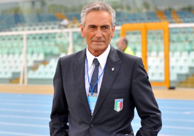 """FIGC, Gravina: """"Il sistema ha bisogno di cambiamenti, potremmo parlare di play-off e play-out per la Serie A"""""""