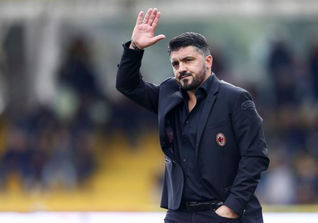 """Milan, Gattuso risponde a Sarri: """"Giocare in Europa è un privilegio, metterei la firma per giocare ogni tre giorni…"""""""