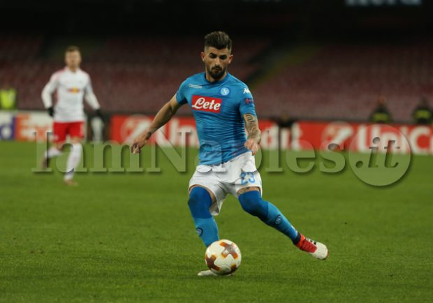 CRC – Napoli, Hysaj va verso la permanenza. Non interessa al momento Vrsaljko