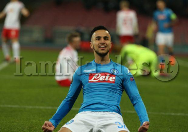 VIDEO – Napoli-Lipsia 1-0: primo gol in maglia azzurra per Adam Ounas!